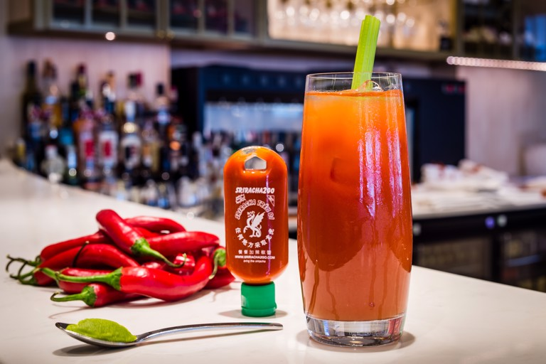 Asian Bloody Mary