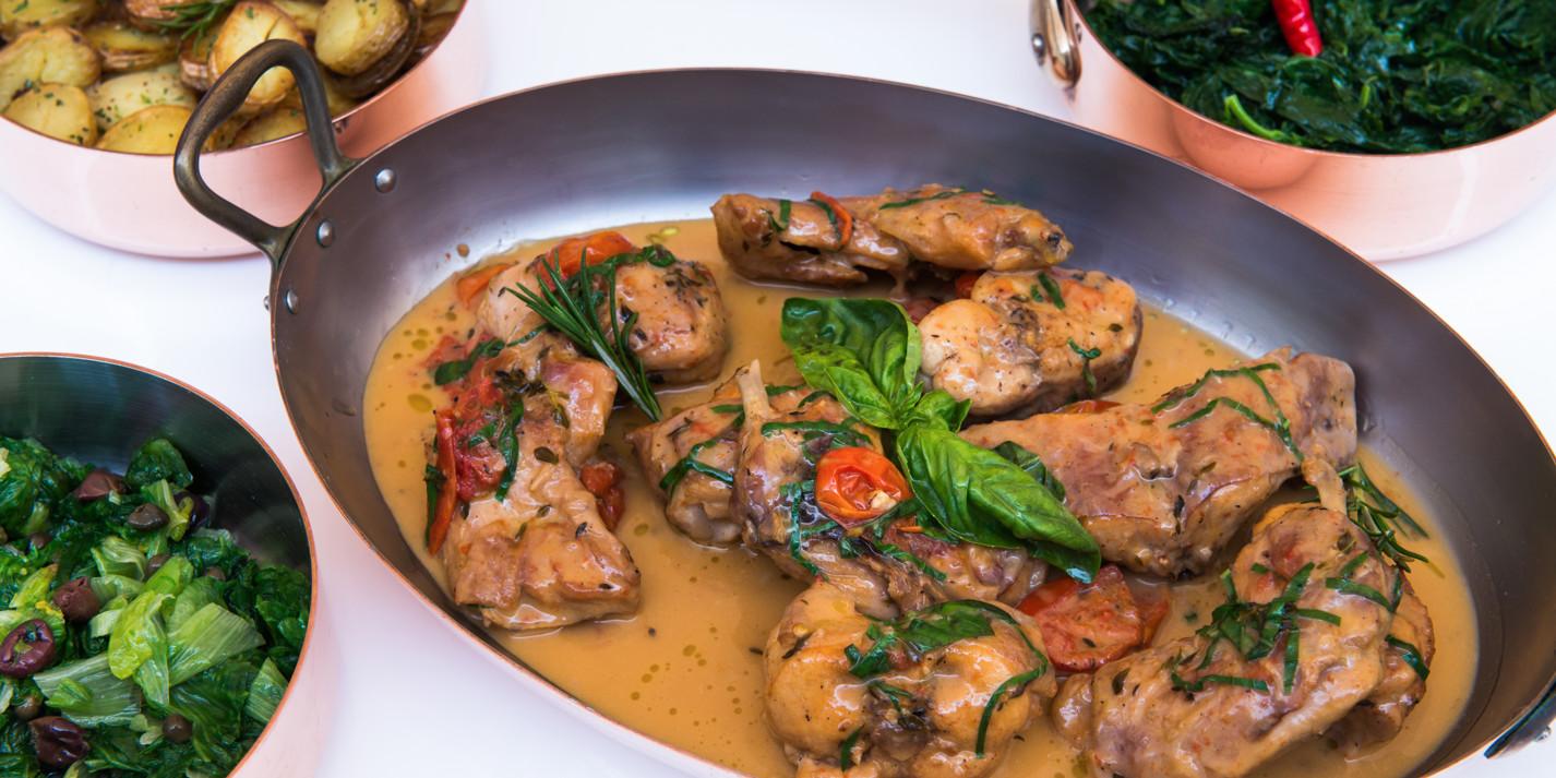 Rabbit recipes