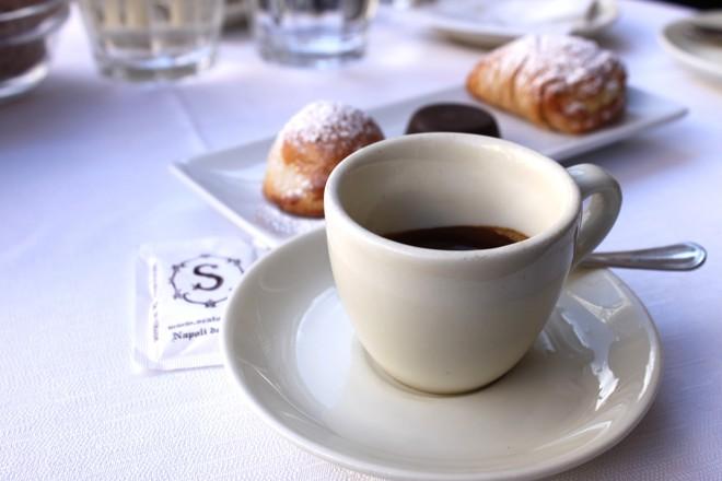 Raising the bar: Naples' coffee scene