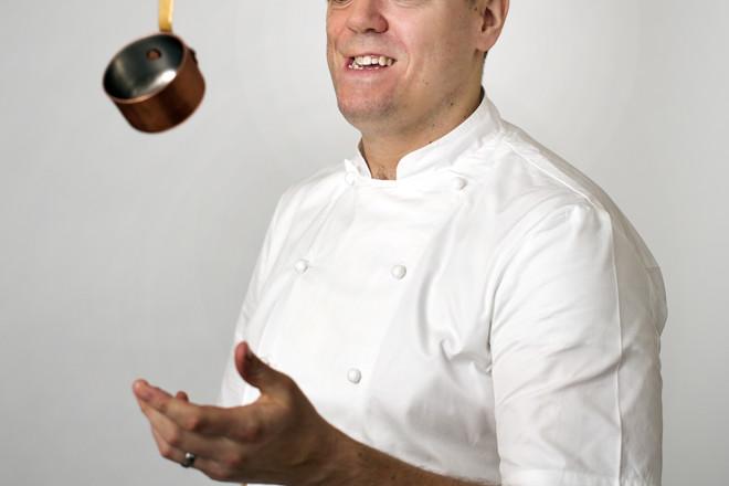 Chef Matt Abé