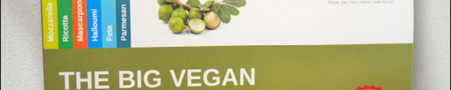 Win 1 of 2 vegan cheese making kits