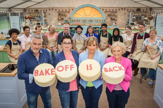 Great British Bake Off 2015 - Meet the bakers