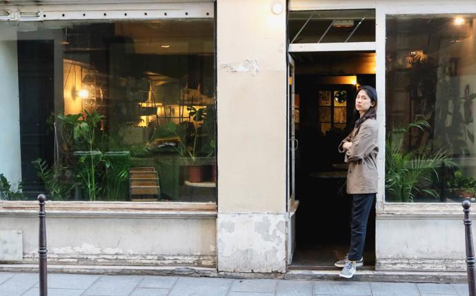Esu Lee's guide to Paris
