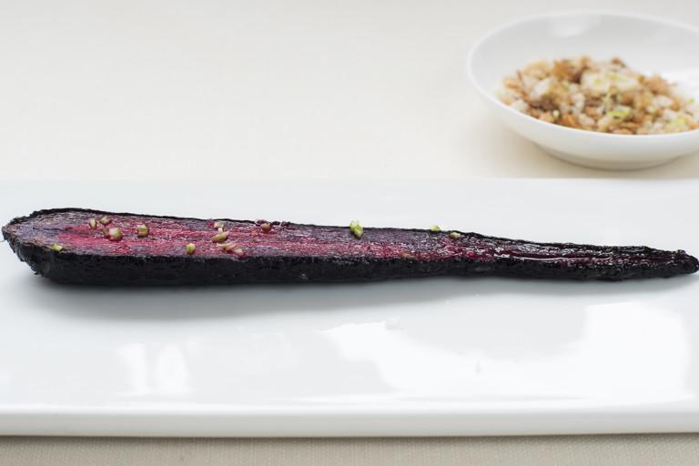 Purple carrots recipe
