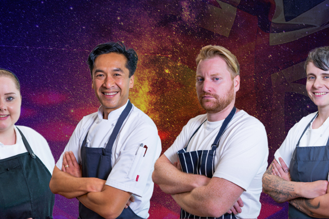 Great British Menu 2021: South West heat preview