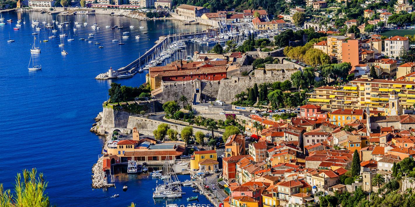 Tastescape: the French Riviera