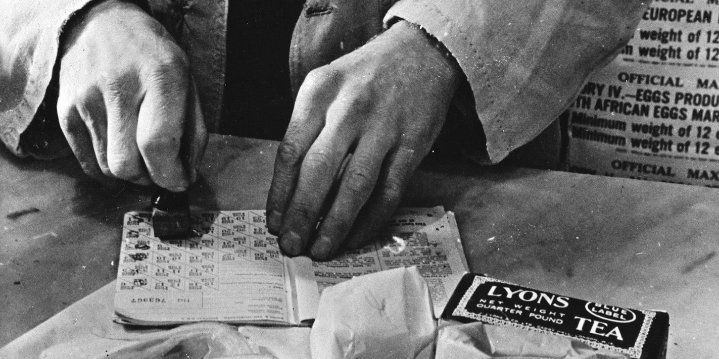 The kitchen front: how rationing changed the British diet forever