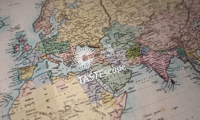 Middle East: food and travel guides