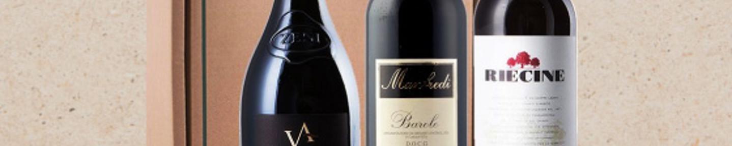Win a trio of Italian red wines worth over £80