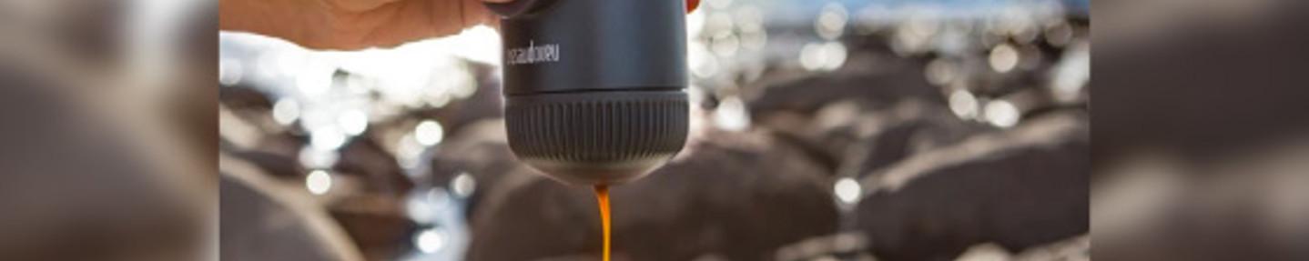 Win a portable espresso machine worth £75