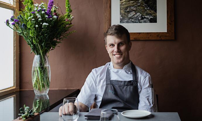 Tom Barnes: a bright future for British food