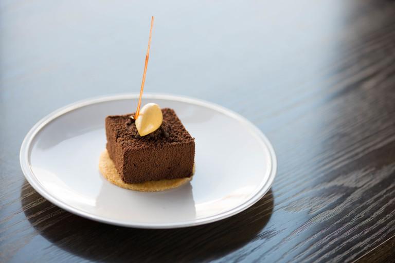 Odette's Jaffa Cake recipe