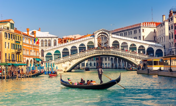 A romantic food guide to Venice
