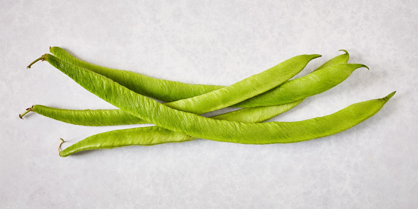 Unglamorous vegetables: runner beans