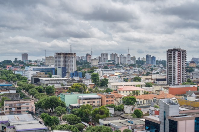Down the river: the Brazilian city of Manaus