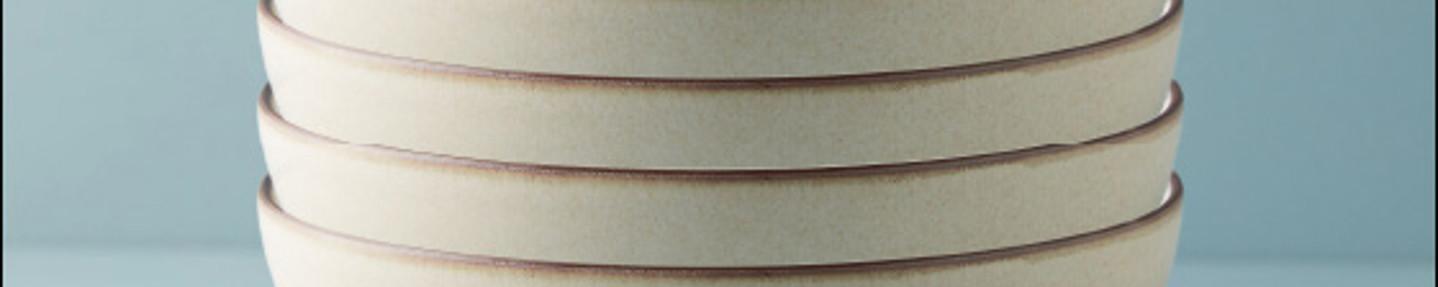 Win set of four pasta bowls
