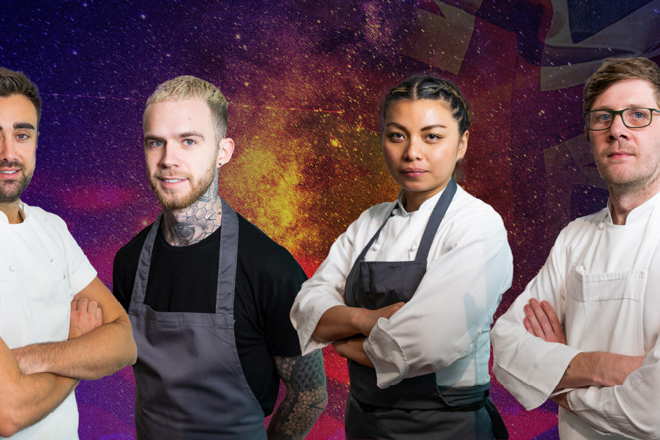 Great British Menu 2021: London and South East preview