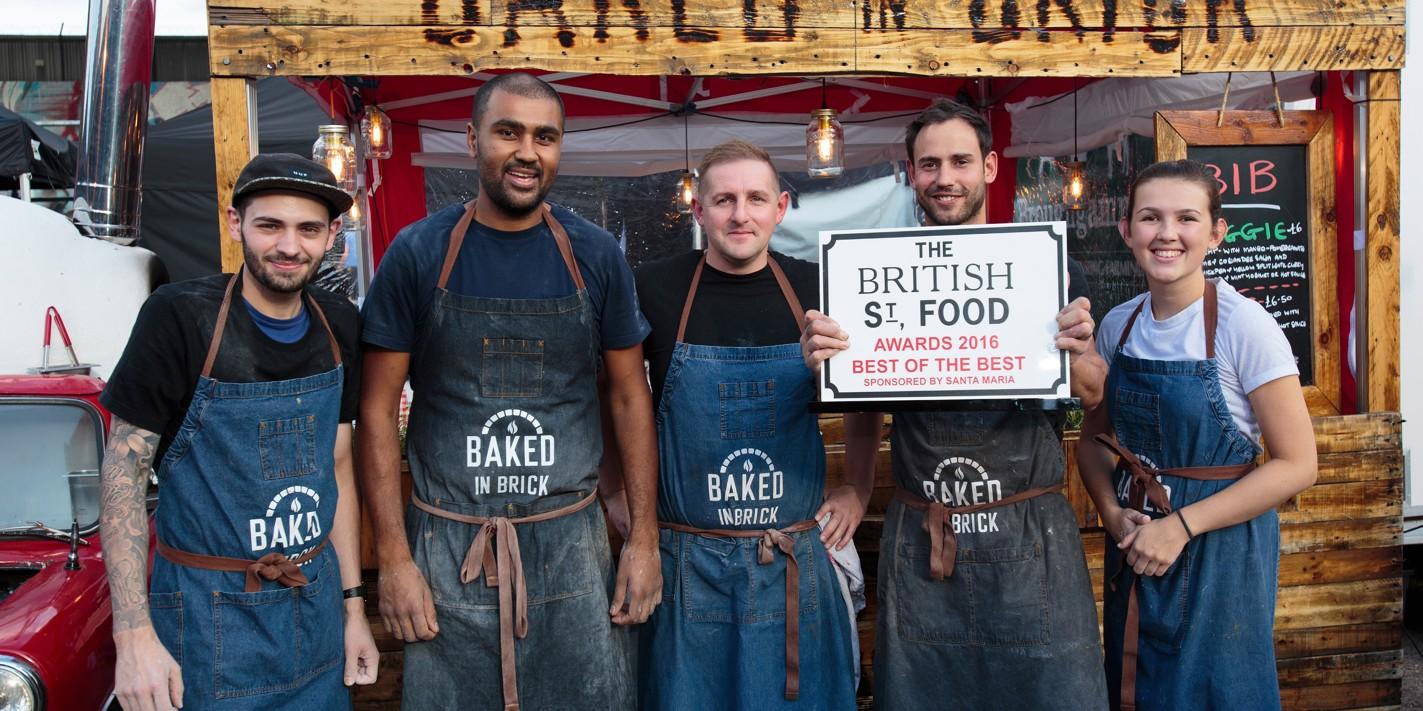 British Street Food Awards 2016: the winners